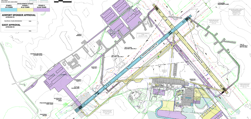 AIRPORT LAYOUT PLAN (ALP) UPDATE MIDCOAST REGIONAL AIRPORT (LHW)