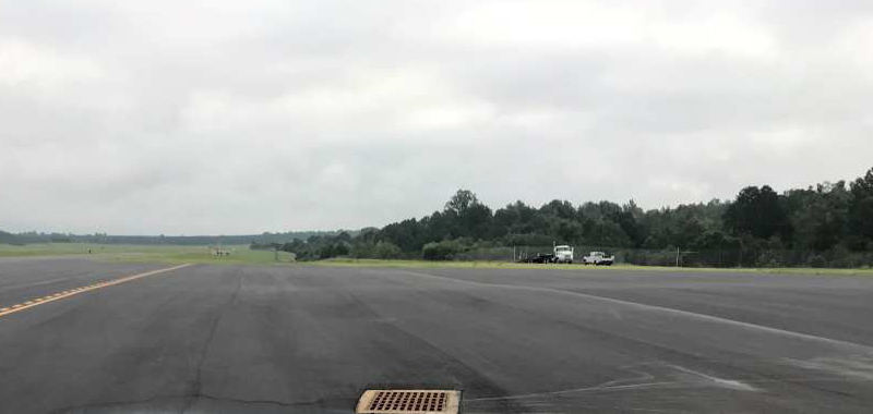 AIRCRAFT PARKING APRON EXPANSION LANCASTER COUNTY AIRPORT (LKR)