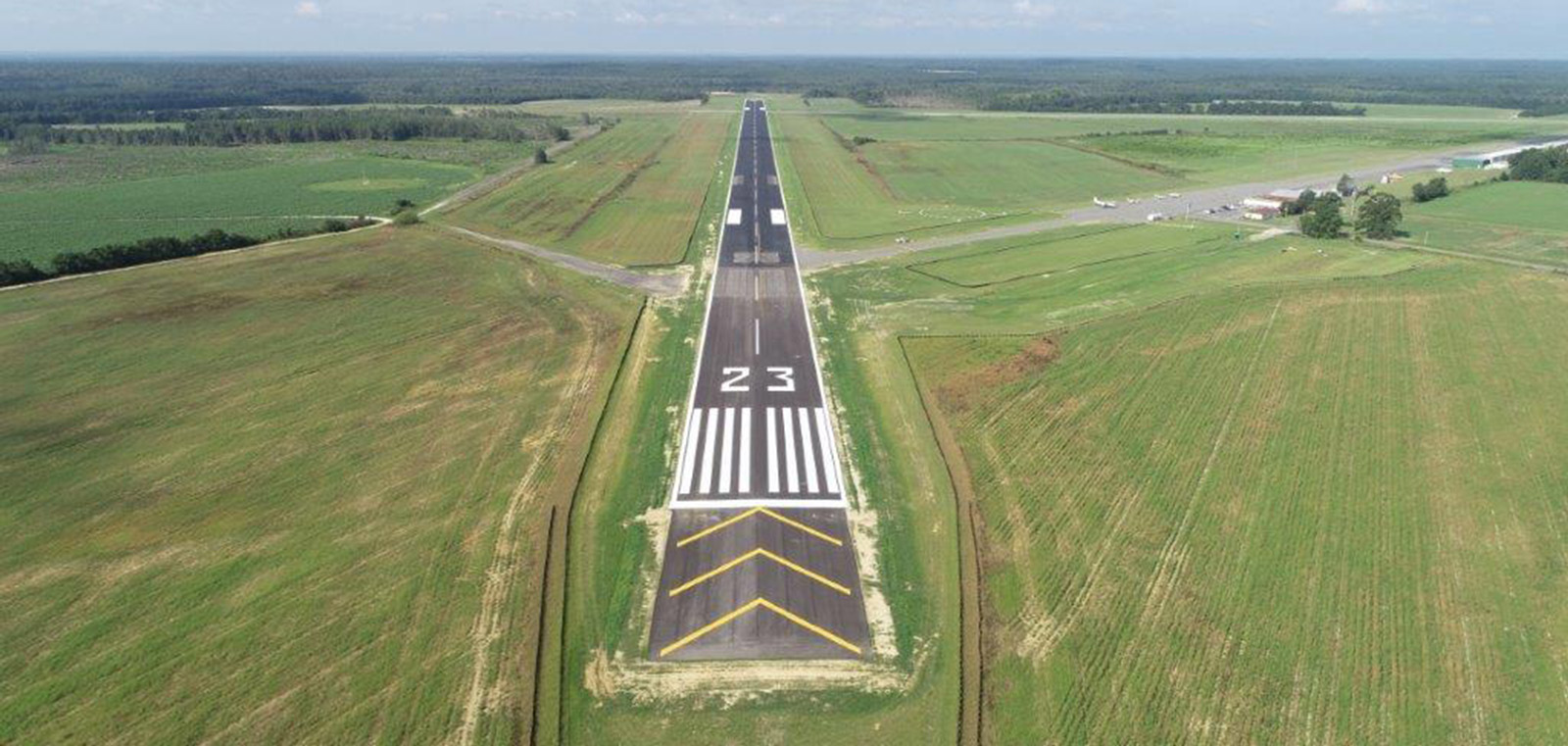 RUNWAY 23 EXTENSION PLANTATION AIRPARK (JYL)