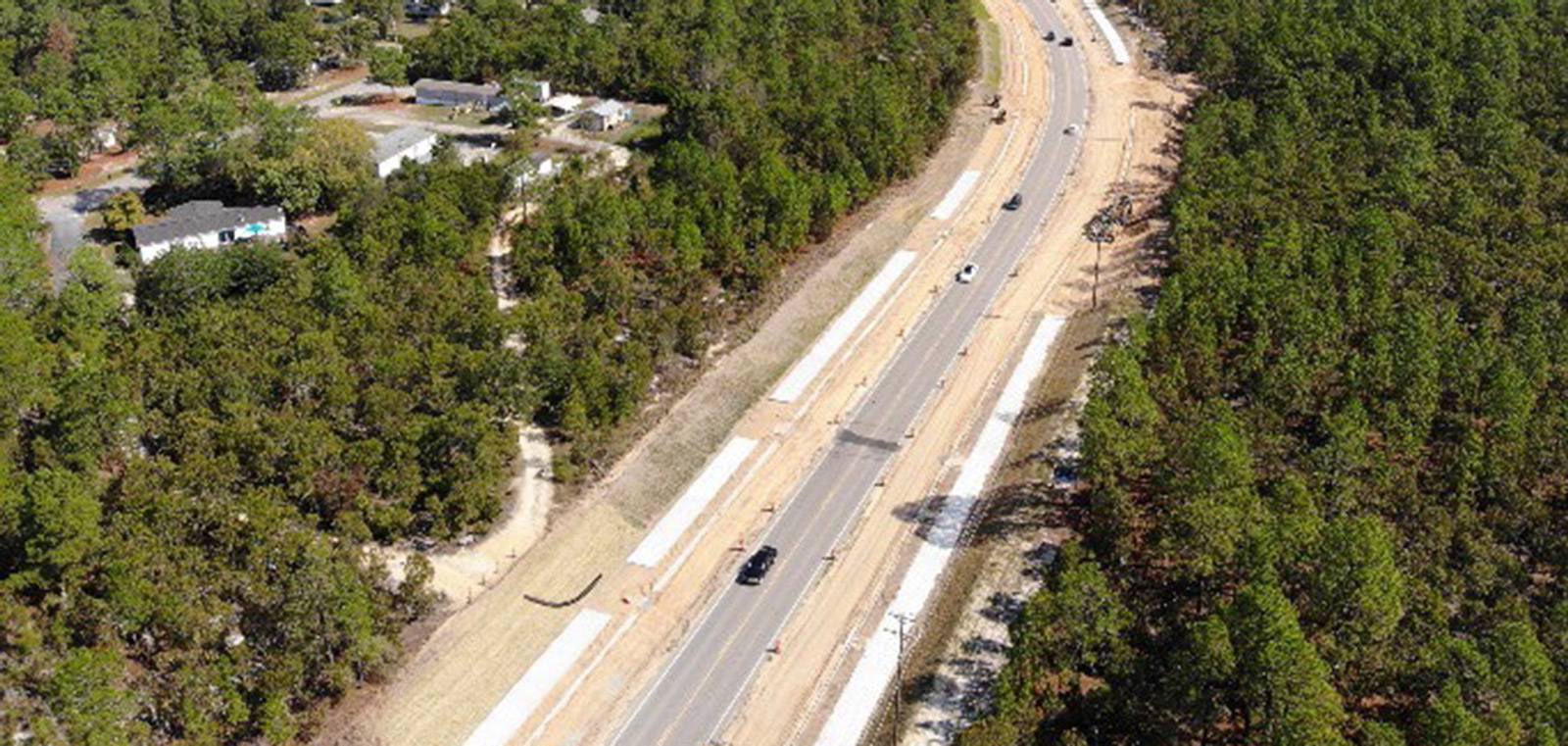 S-52 CLEMSON ROAD WIDENING RICHLAND COUNTY, SC