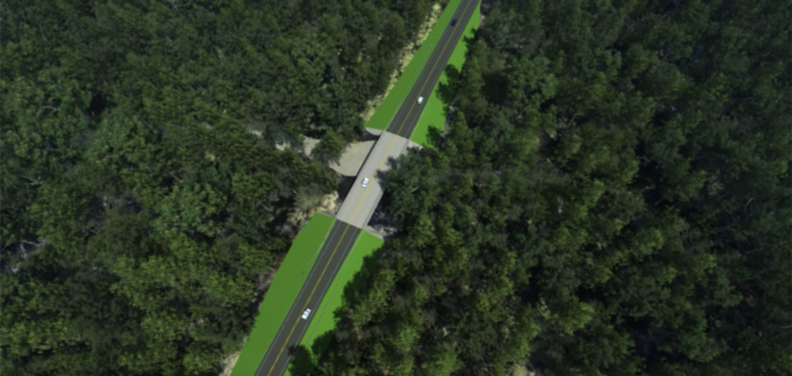 SR 122 AT CAMP CREEK GDOT PI NO. 0013822 CLINCH COUNTY, GA