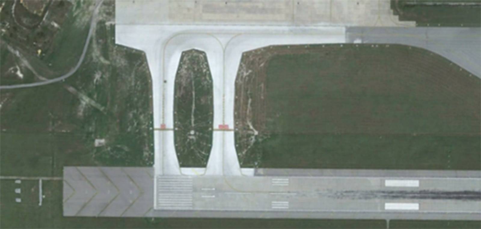 TAXIWAY A REHABILITATION (AFTER) COLUMBIA METROPOLITAN AIRPORT (CAE)